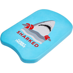 Funky Trunks Kickboard, sharked